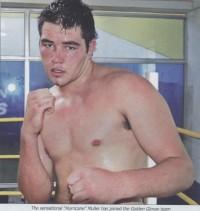 Johnny Muller boxer