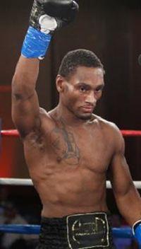 Willie Fortune boxer