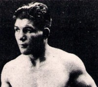 Benny Sharkey boxer