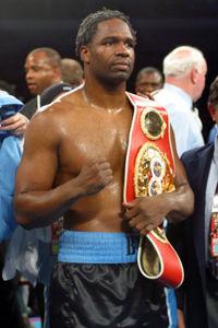 Chris Byrd boxer