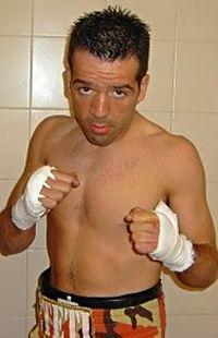 Sergio Palomo boxer
