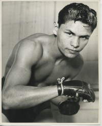 Toby Vigil boxer