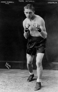 Young Ketchell boxer