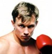Alexander Zolkin boxer
