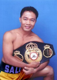 Jesus Salud boxer