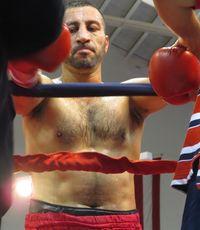 Ali Tareh boxer