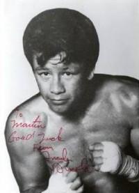 Frankie Duarte boxer