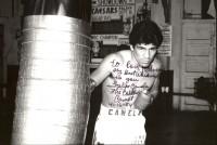 Felipe Canela boxer