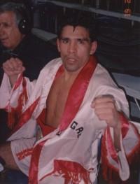 Sergio Eduardo Gonzalez boxer