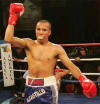 Ricardo Castillo boxer