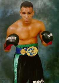 Mehdi Labdouni boxer