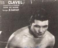 Emmanuel Clavel boxer