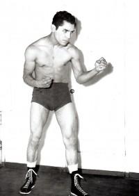 Tony Espinosa boxer