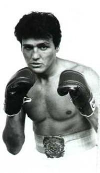 Nestor Hipolito Giovannini boxer