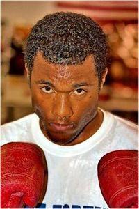George Foreman boxer