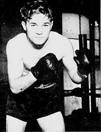Freddie Pope boxer
