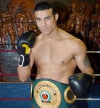 Robin Reid boxer