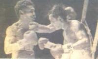 Nico Thomas boxer