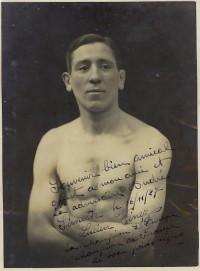 Lucien Vinez boxer