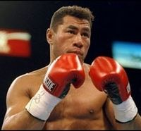 James Thunder boxer