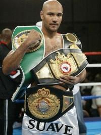 Rico Hoye boxer