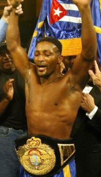 Julio Garcia boxer
