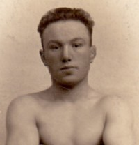 Johnny Curley boxer