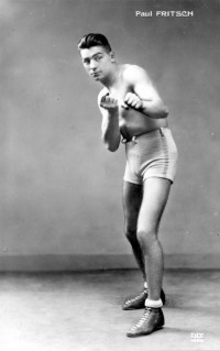 Paul Fritsch boxer