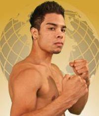 Jonathan Arrellano boxer