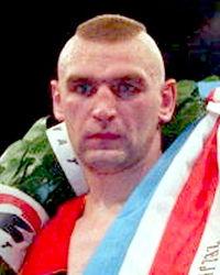 Zeljko Mavrovic boxer