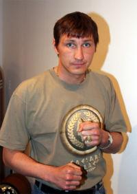 Alexander Gurov boxer