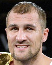 Sergey Kovalev boxer