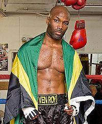 Venroy July boxer