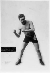 Jack 'Kid' Wolfe boxer