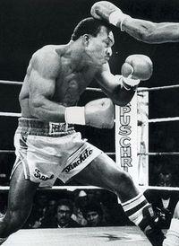 Frankie Warren boxer