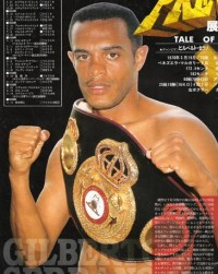 Gilberto Serrano boxer