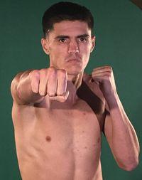 Patrick Teixeira boxer