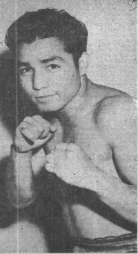 Alfredo Chavez boxer