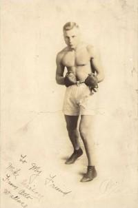 Otto Wallace boxer