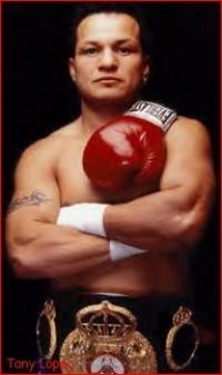 Tony Lopez boxer