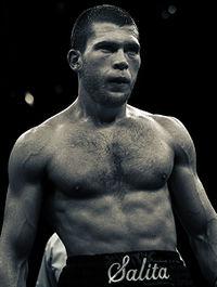 Dmitriy Salita boxer