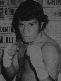 Orlando Hernandez boxer