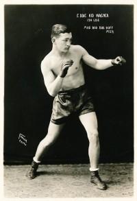 Eddie Wagner boxer