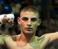 Luis Alberto Ocampo boxer