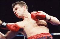 Pat Clinton boxer