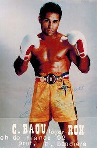 Charles Baou boxer
