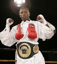 Flo Simba boxer