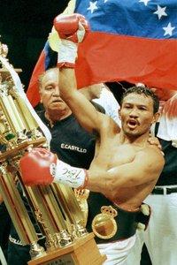 Leo Gamez boxer