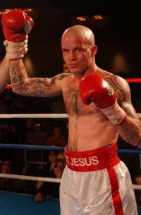 Angel Manfredy boxer