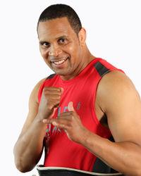 Lonny Beasley boxer